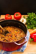 Chili Con Carne – Τσίλι κον Kάρνε - The Healthy Cook