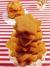 Πικάντικα Χριστουγεννιάτικα μπισκότα
