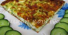 Κολοκύθια με αυγά στο φούρνο
