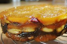 Κεφαλάκι πίτα ξερών φρούτων και καρπών
