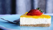 Cheesecake λεμόνι, πολύ εύκολο!