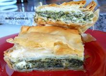 Παραδοσιακό τραγανό φύλλο για αλμυρές πίτες