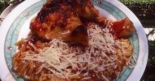 Κοτόπουλο γιουβέτσι στο φούρνο