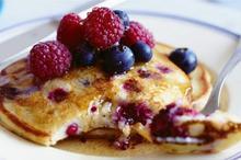 Pancakes - τηγανίτες