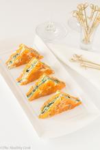 Pumpkin & Spinach Frittata – Φριτάτα με Κολοκύθα & Σπανάκι - The Healthy Cook