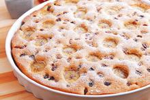 Κέικ μπανάνας με γκότζι μπέρι (Goji Berry) - Συνταγές Μαγειρικής - Chefoulis