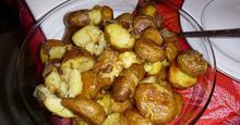 Πατάτες φούρνου χωριάτικες