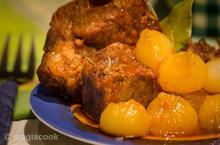 Στιφάδο με κρέας | magiacook