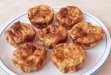 Αλμυρά μάφινς με κολοκύθι - Συνταγές Μαγειρικής - Chefoulis