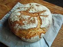 Εύκολο Σπιτικό Ψωμί | Funky Cook