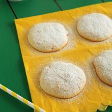 Μπισκότα με τυρί κρέμα και λεμόνι - The one with all the tastes