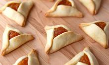 Τρίγωνα ταρτάκια με γλυκιά γέμιση βερίκοκο - Συνταγές - Νηστικό Αρκούδι - Από τον Αγρό στο Πιρούνι