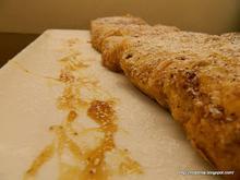 Καραμελένια μηλόπιτα στα γρήγορα – Apple pie with soft cream toffee