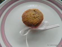 Μικρά κέικ βρώμης – Oat mini cakes
