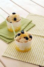 Παγωμένο γιαούρτι με λεμόνι και μπισκότο - The one with all the tastes