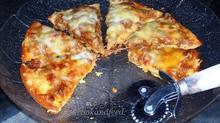 Taco Pizza/Τάκο Πίτσα