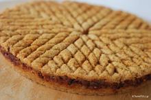 Ανατολίτικη πίτα με πληγούρι και κιμά – κίμπε