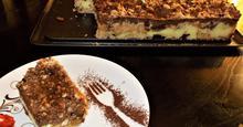 Γλυκό ψυγείου με το Τσουρέκι ή το Κέικ που μας Περίσσεψε No bake Dessert with Leftover Cake