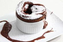 Σουφλέ Σοκολάτας - Συνταγές Μαγειρικής - Chefoulis