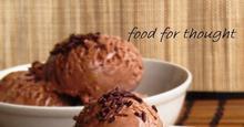 Παγωτό σοκολάτα με καραμελωμένους ξηρούς καρπούς