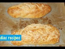 Ψήσιμο ψωμιού σε 30 δεύτερα Bread baking in 30 seconds Time Lapse