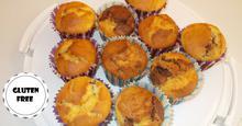 Αφράτα Κέικ Μαρμπρέ Χωρίς Γλουτένη Moist Gluten free Marble Cake Even the next days
