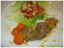 Κρέας με λεμόνι & μουστάρδα