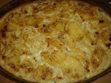 Πατάτες ωγκρατέν