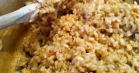Σαλάτα με καστανό ρύζι, ξηρούς καρπούς και balsamico - Lovecooking.gr