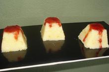 Χαλβάς με μαρμελάδα φράουλα - Συνταγές Μαγειρικής - Chefoulis