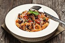 Μακαρόνια με μελιτζάνα - Συνταγές Μαγειρικής - Chefoulis