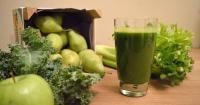 Πράσινος αποτοξινωτικός υπερ-χυμός kale - Lovecooking.gr