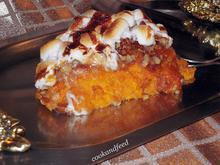 Sweet Potato Pie/πίτα με γλυκοπατάτες