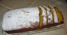 Κέικ Λεμόνι με σταφίδες