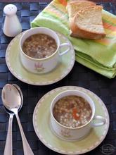 Όταν η φακή και ο τραχανάς αποφάσισαν να φτιάξουν σούπα