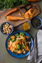 Σαλάτα με Καρότα και Ρεβίθια – Carrot and Chickpea Salad - The Healthy Cook