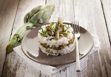 Νηστίσιμο πιλάφι με αγκινάρες - Συνταγές Μαγειρικής - Chefoulis