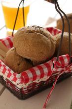 Εύκολα ψωμάκια για σάντουιτς - The one with all the tastes