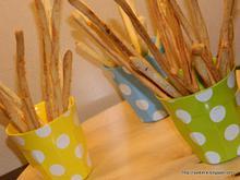 Νόστιμα Κριτσίνια – Yummy breadsticks