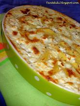 Πατάτες ογκρατέν με μανούρι