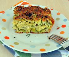Πανεύκολη Κολοκυθόπιτα – Easy zucchini pie