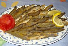 Μαριδάκι με ούζο - Συνταγές Μαγειρικής - Chefoulis