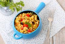 Κους κους με λαχανικά - Συνταγές Μαγειρικής - Chefoulis