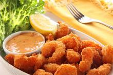 Γαρίδες πανέ - Συνταγές Μαγειρικής - Chefoulis