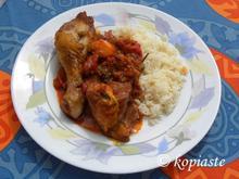 Κοτόπουλο αλά Κατσιατόρα δηλαδή το Κοτόπουλο του Κυνηγού