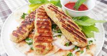 Κοτόπουλο Kabab - Chicken Kabab