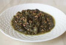 Σπανάκι με κιμά - Συνταγές Μαγειρικής - Chefoulis