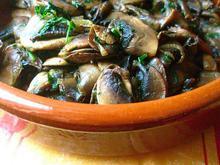 Μανιτάρια κρασάτα - Συνταγές Μαγειρικής - Chefoulis