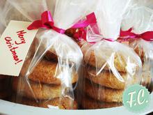 Μπισκότα με Τζίντζερ και Λεμόνι - Funky Cook