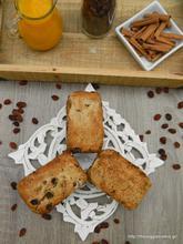 Sweet butternut squash bread